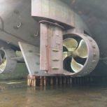Hélice à pas variable, Atlantic Propulsion Service, Spécialiste en propulsion marine, Saint Brévin (44 FRANCE)